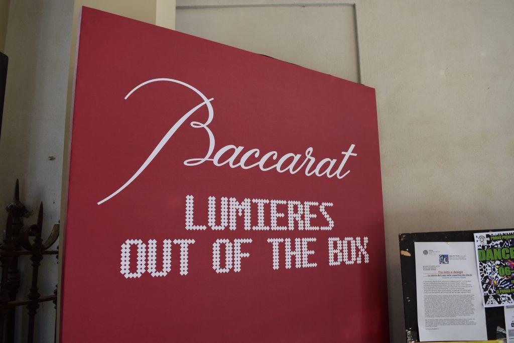 Baracat Salone del Mobile